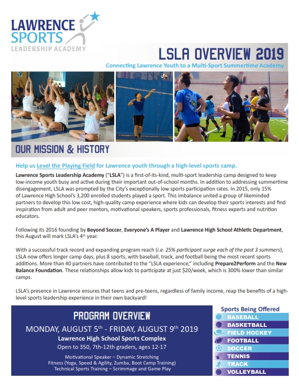 LSLA Overview